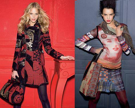 Catálogo Desigual   otoño invierno 2011 2012 – Catálogos de Moda 5a03c718ff1e