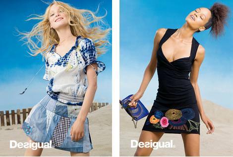 Catálogo Desigual verano 2011
