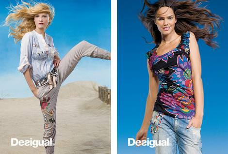 Catálogo Desigual verano: pantalones