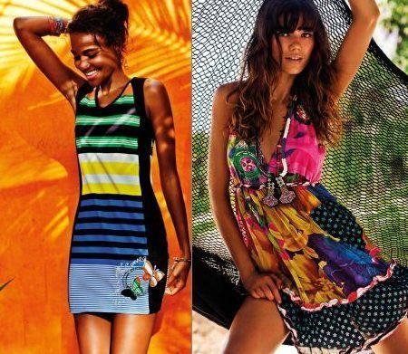 catalogo desigual vestidos