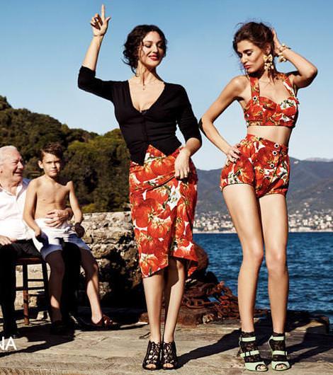 catalogo dolce gabbana primavera verano 2012