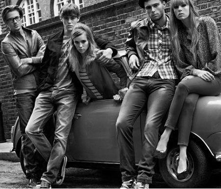 catalogo pepe jeans primavera verano denim