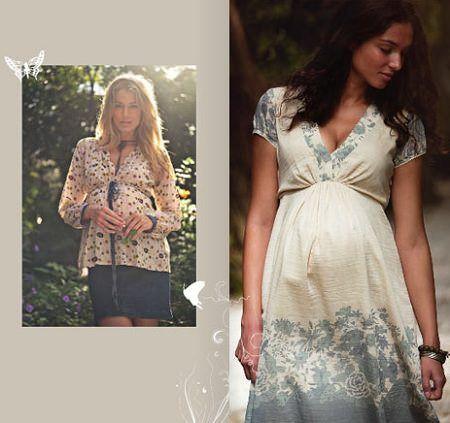 catalogo prenatal primavera verano vestido
