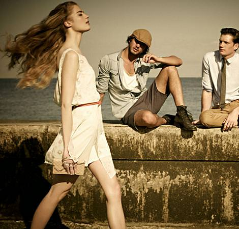 catalogo pull and bear primavera verano 2012
