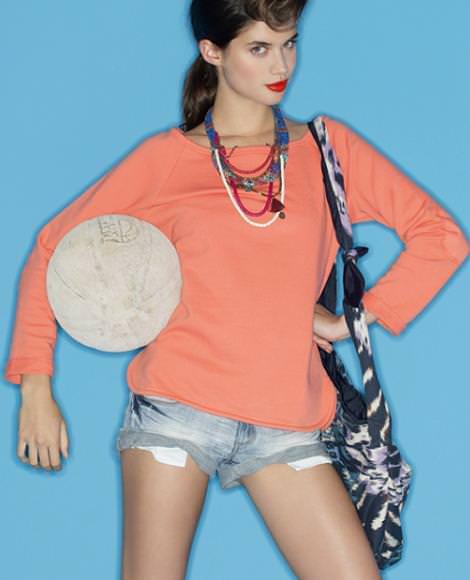 catalogo sfera primavera verano 2012
