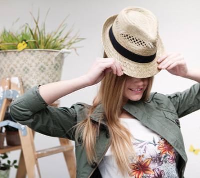 Catálogo Springfield: sombreros