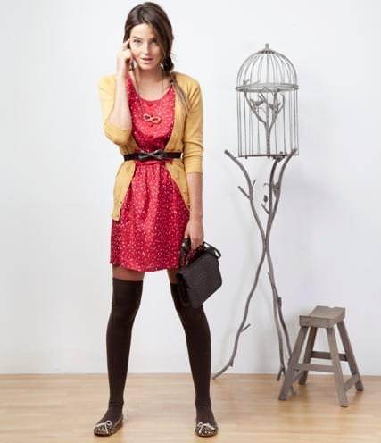 Catálogo Springfield: vestidos