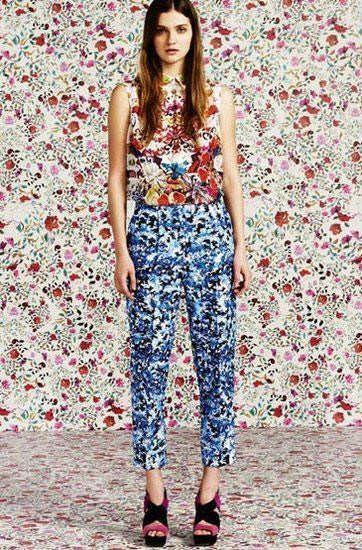top shop primavera verano 2012 linea combinacion