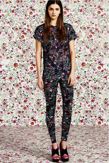 top shop primavera verano 2012 linea conjunto