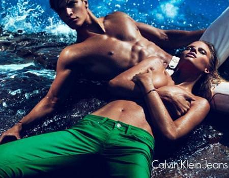 Calvin Klein verano 2012