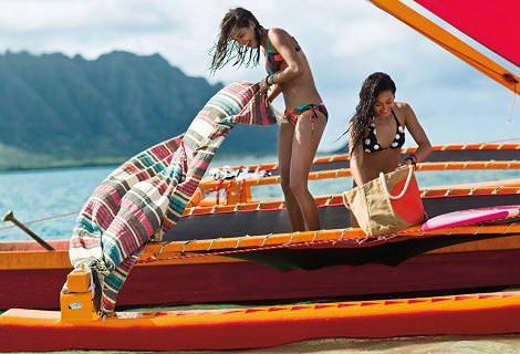 Catálogo bikinis de Roxy