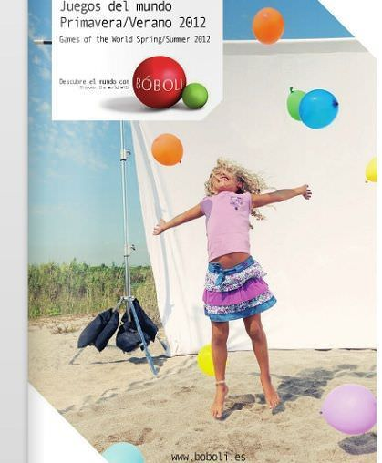 catalogo boboli primavera verano 2012 portada