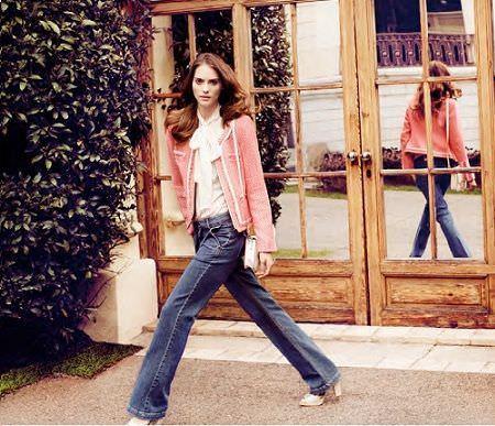 catalogo caramelo primavera verano 2012 tweed