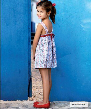 catálogo gocco primavera verano vestido lazo