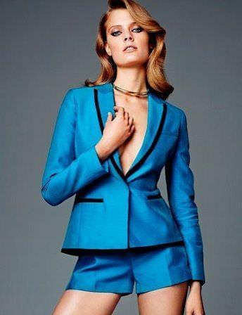 catalogo hm concisious collection conjunto azul
