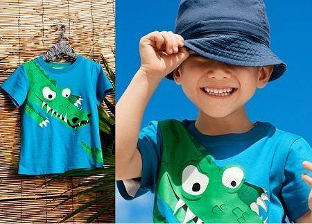 catalogo hm ninos camiseta cocodrilo