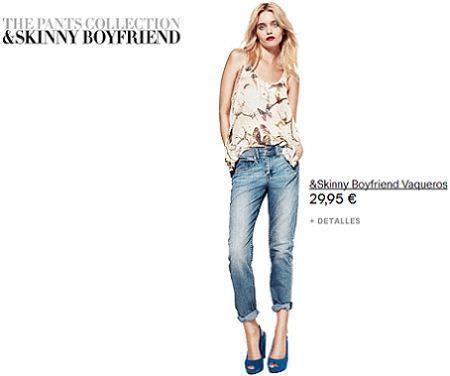 catalogo hm pants collection jeans boyfriend