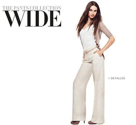 catalogo hm pants collection wide