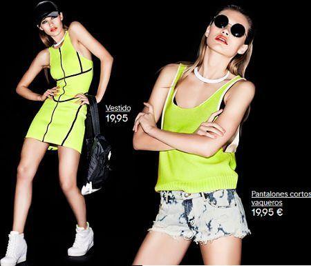 catalogo hm primavera verano 2012 shorts