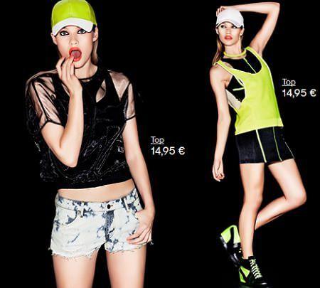 catalogo hm primavera verano 2012 sneakers