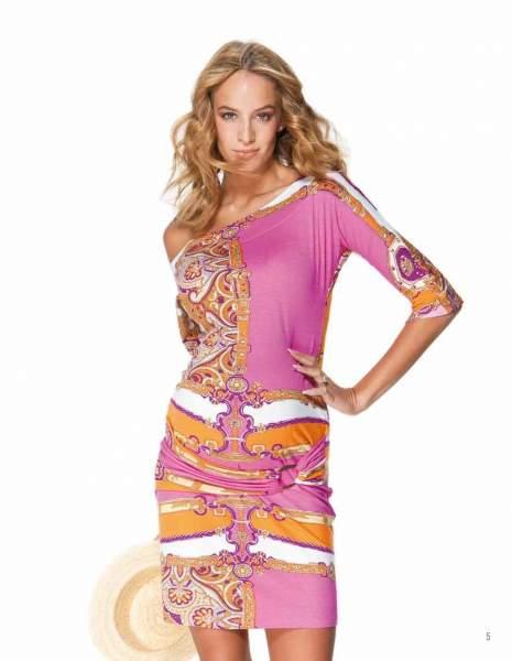 catalogo mit mat mama primavera verano 2012 vestido panuelo