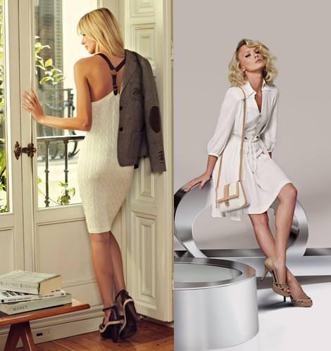 catalogo pedro del  hierro primavera verano 2012 blanco