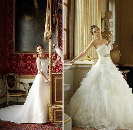 Catálogo de Pronovias: la novia
