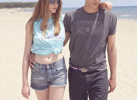 Catálogo ropa Converse