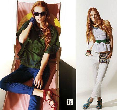 catalogo tintoretto primavera verano 2012 pantalon