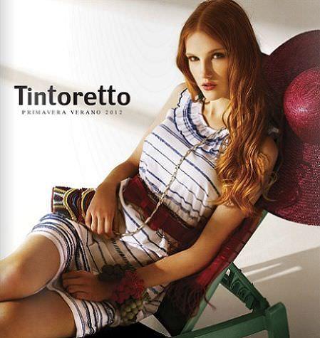 catalogo tintoretto primavera verano 2012 portada