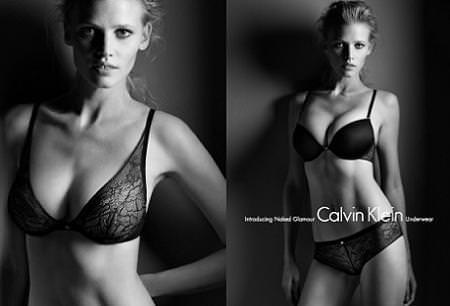 Catálogo underwear Calvin Klein