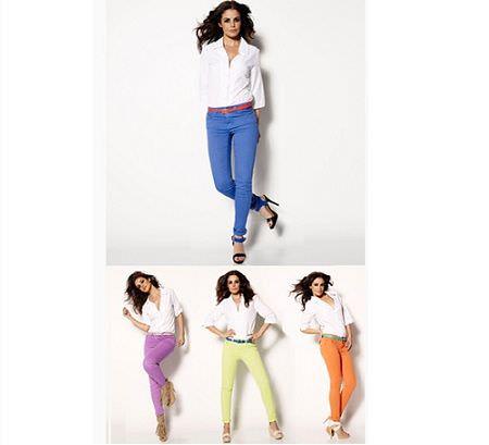 catalogo venca primavera pantalones colores