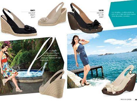 zapatos andrea primavera verano 2012 cunas