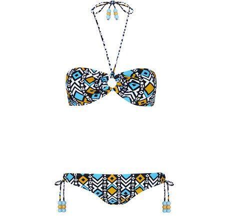 blanco bikinis 2012 etnico
