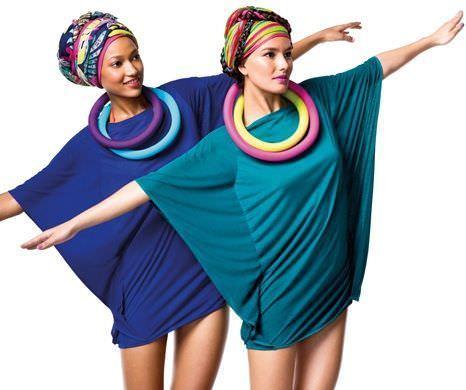 catalogo benetton bikinis 2012 turbante