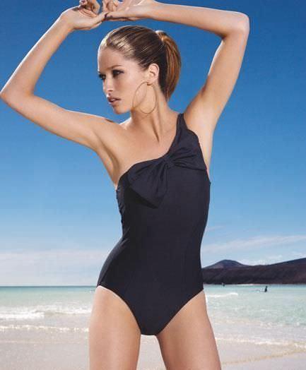 catalogo bikinis el corte ingles banador lazo