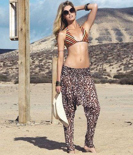 catalogo bikinis el corte ingles bikini rayas