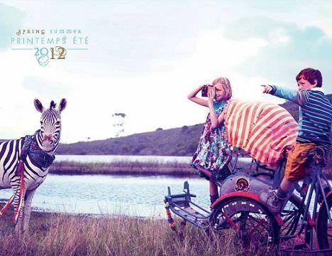 catalogo catimini primavera verano 2012 rayas