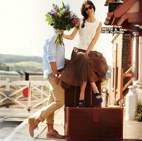 catalogo clarks primavera verano 2012 zapato lazo