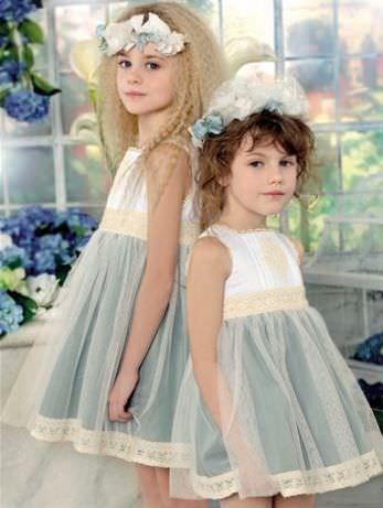 catalogo el corte ingles moda infantil nina vestidos tul