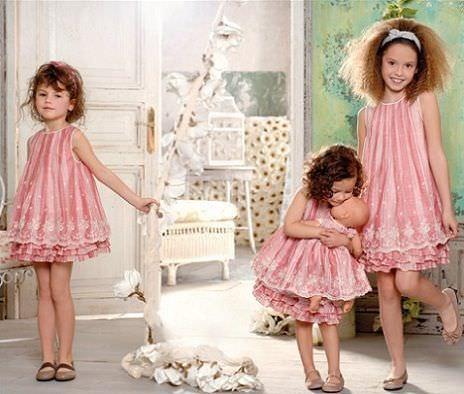 b4cf8ddbf Catálogo El Corte Inglés moda infantil primavera verano 2012 ...