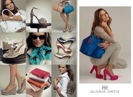 catalogo gloria ortiz primavera verano 2012