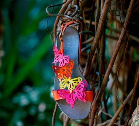 catalogo hispanitas primavera verano 2012 sandalias mariposas