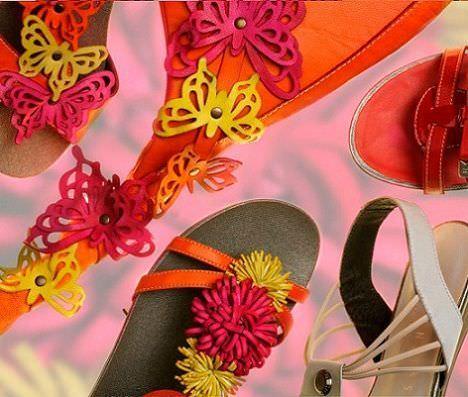 catalogo hispanitas primavera verano 2012 zapatos colores