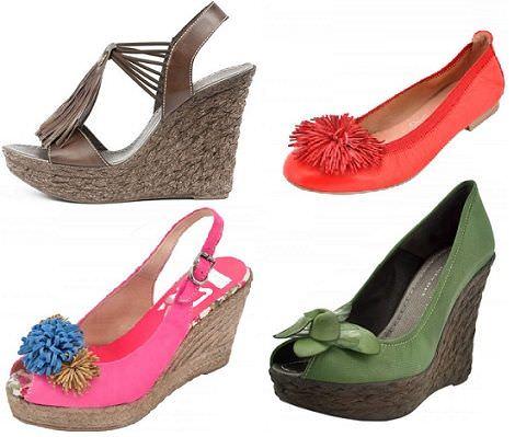 catalogo hispanitas primavera verano 2012 zapatos