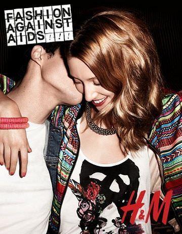 catalogo hm fashion against aids cazadora etnica