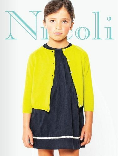 catalogo nicoli primavera verano 2012 portada