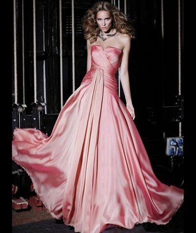 catalogo pepe botella primavera verano vestido largo rosa gala
