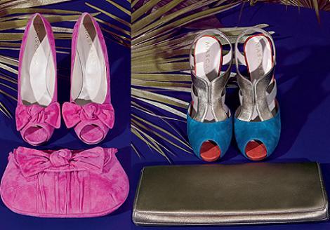 catalogo zapatos mascaro primavera verano 2012 colores fluor