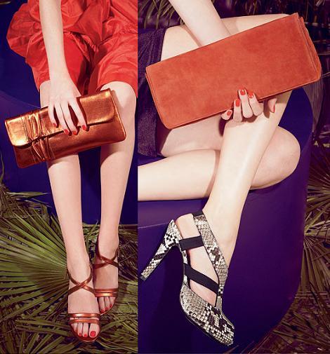 catalogo zapatos mascaro primavera verano 2012 sandalias